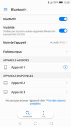 Huawei P10 - WiFi et Bluetooth - Jumeler votre téléphone avec un accessoire bluetooth - Étape 7