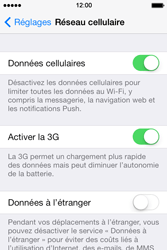 Apple iPhone 4 S iOS 7 - Mms - Configuration manuelle - Étape 9