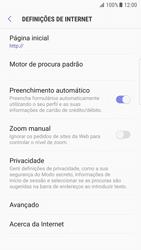 Samsung Galaxy S7 Edge - Android Nougat - Internet no telemóvel - Como configurar ligação à internet -  28