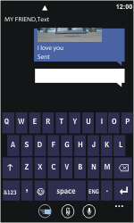 Nokia Lumia 800 - Mms - Sending a picture message - Step 10