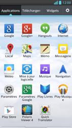 LG P875 Optimus F5 - SMS - configuration manuelle - Étape 3