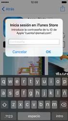 Apple iPhone SE iOS 10 - Aplicaciones - Descargar aplicaciones - Paso 16