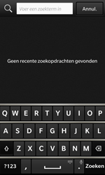 BlackBerry Z10 - Applicaties - Account aanmaken - Stap 4