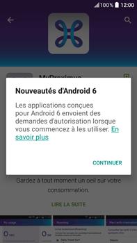 HTC Desire 825 - Applications - MyProximus - Étape 10