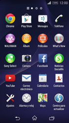 Sony D2203 Xperia E3 - Aplicaciones - Descargar aplicaciones - Paso 3