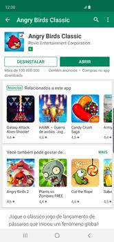 Samsung Galaxy S10 - Aplicativos - Como baixar aplicativos - Etapa 16