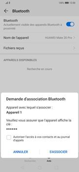 Huawei Mate 20 Pro - Bluetooth - Jumeler avec un appareil - Étape 7