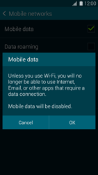 Samsung Galaxy S5 mini - Internet - Enable or disable - Step 7