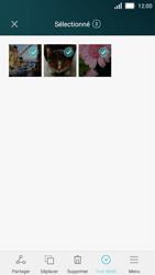 Huawei Y5 - Photos, vidéos, musique - Envoyer une photo via Bluetooth - Étape 8