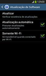 Samsung Galaxy Grand Neo - Funções básicas - Como atualizar o software do seu aparelho - Etapa 7
