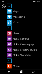 Nokia Lumia 735 - SMS - Manual configuration - Step 3