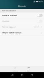 Huawei P8 Lite - Bluetooth - connexion Bluetooth - Étape 6