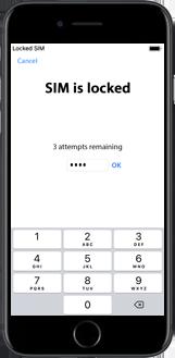 Apple iphone-6-met-ios-11-model-a1586 - Instellingen aanpassen - Hoe gebruik ik de Automatisch inloggen-optie - Stap 5
