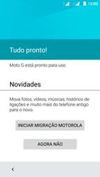 Motorola Moto G (2ª Geração) - Primeiros passos - Como ativar seu aparelho - Etapa 9