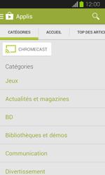 Samsung Galaxy Express - Applications - Télécharger une application - Étape 5