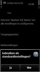 Nokia 500 - Internet - automatisch instellen - Stap 7