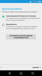 Sony Sony Xperia Z5 (E6653) - E-mail - Configuration manuelle (outlook) - Étape 10