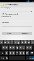Huawei Ascend G615 - E-mail - handmatig instellen - Stap 15