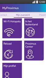 LG L70 - Applicaties - MyProximus - Stap 19