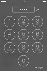 Apple iPhone 4S iOS 8 - Primeiros passos - Como ligar o telemóvel pela primeira vez -  6