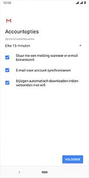 Nokia 3-1-plus-dual-sim-ta-1104-android-pie - E-mail - Account instellen (IMAP met SMTP-verificatie) - Stap 18