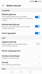 Huawei P8 Lite (2017) - Internet - Uitzetten - Stap 5