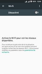 Acer Liquid Z6 Dual SIM - WiFi et Bluetooth - Configuration manuelle - Étape 5