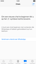 Apple iPhone 6 iOS 9 - WhatsApp - Verstuur een tekstbericht met WhatsApp - Stap 5