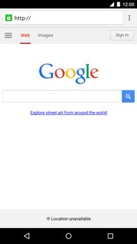 Motorola Nexus 6 - Internet - Internet browsing - Step 11