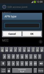 Samsung Galaxy Core Plus - Mms - Manual configuration - Step 14
