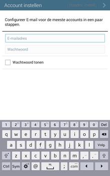 Samsung Galaxy Tab 4 (T335) - E-mail - Handmatig instellen - Stap 5
