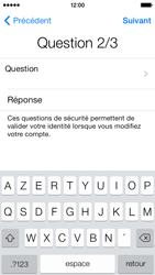 Apple iPhone 5s - Premiers pas - Créer un compte - Étape 25