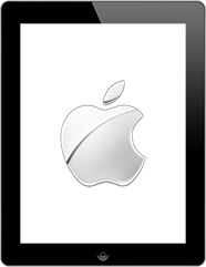 Apple iPad 4th generation (Retina) met iOS 7