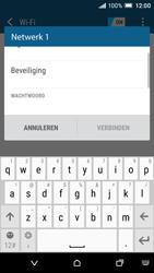 HTC One A9 - Wifi - handmatig instellen - Stap 7