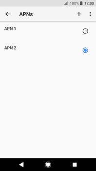 Sony Xperia XA2 Ultra - Internet - Manual configuration - Step 18