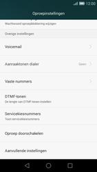 Huawei Ascend G7 - Voicemail - handmatig instellen - Stap 7