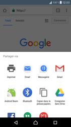 Sony Xperia X Compact - Internet - navigation sur Internet - Étape 21