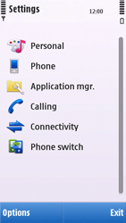 Nokia C5-03 - Internet - Manual configuration - Step 4