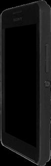 Sony Xperia E1 - Primeiros passos - Como ligar o telemóvel pela primeira vez -  2