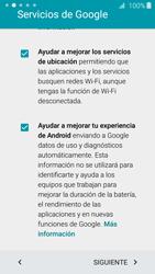 Samsung Galaxy A3 (2016) - Primeros pasos - Activar el equipo - Paso 13