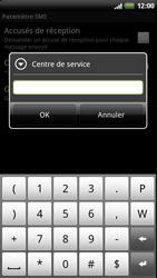 HTC Z710e Sensation - SMS - configuration manuelle - Étape 7