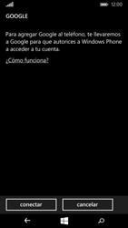 Microsoft Lumia 535 - E-mail - Configurar Gmail - Paso 7