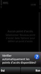Nokia X6-00 - MMS - configuration manuelle - Étape 9