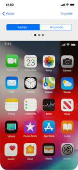 Apple iPhone XR - Primeiros passos - Como ativar seu aparelho - Etapa 30