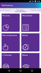 BlackBerry DTEK 50 - Applications - MyProximus - Étape 15