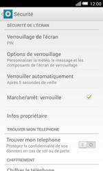 Alcatel OT-5050X Pop S3 - Sécuriser votre mobile - Activer le code de verrouillage - Étape 11