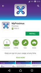 Sony F5321 Xperia X Compact - Applications - MyProximus - Step 7