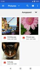 Sony xperia-xz-premium-g8141-android-pie - E-mail - Bericht met attachment versturen - Stap 15