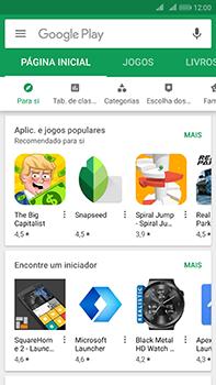 Huawei Mate 10 - Aplicações - Como pesquisar e instalar aplicações -  3