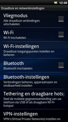 Sony Ericsson LT15i Xperia Arc - Bluetooth - headset, carkit verbinding - Stap 5